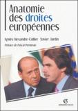 Agnès Alexandre-Collier et Xavier Jardin - Anatomie des droites européennes.