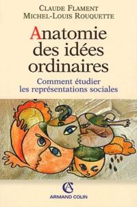 Claude Flament et Michel-Louis Rouquette - .