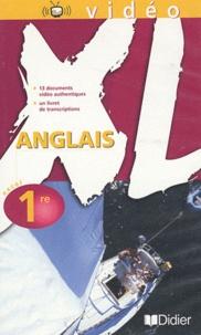 Hélène Adrian - Anglais 1e XL. 1 Cassette Vidéo