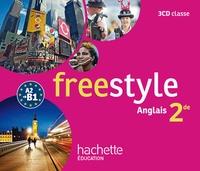James Windsor - Anglais 2e A2/B1 Freestyle. 3 CD audio