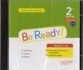 Brigitte Lallement et Angèle Cohen - Anglais 2e Bac Pro A2-B1 Be Ready! - Teacher's Kit. 1 Cédérom