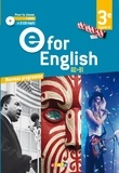 Didier - Anglais 3e Cycle 4 E for English. 1 DVD + 2 CD audio