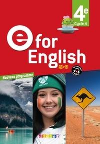 Didier - Anglais 4e Cycle 4 E for English. 1 DVD + 2 CD audio