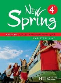 Anglais 4e LV1 New Spring - Cassettes classe.pdf