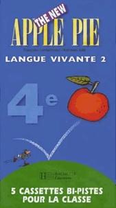 Françoise Lemarchand et Kathleen Julié - Anglais 4e LV2 The New Apple Pie. 5 Cassette audio