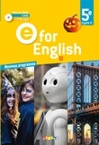 Didier - Anglais 5e Cycle 4 E for English. 1 DVD + 2 CD audio