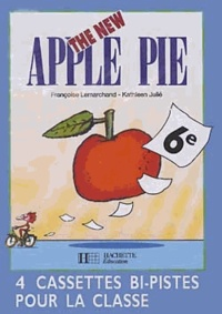 Livre Anglais 6e Lv1 The New Apple Pie Cassettes Bi Pistes