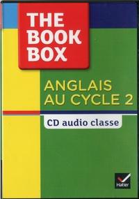 Studio Corby - Anglais au Cycle 2 - The Book Box. 1 CD audio