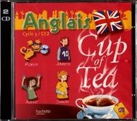 Gisèle Albagnac - Anglais CE2 Cup of Tea. 2 CD audio