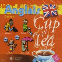 Gisèle Albagnac - Anglais CM1 Cup of Tea. 2 CD audio