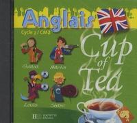 Hachette Education - Anglais CM2 Cup of Tea - 2 CD audio pour la classe.