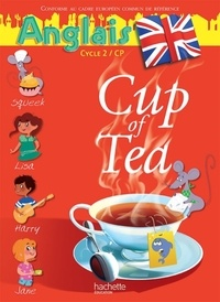 Gisèle Albagnac - Anglais CP Cup of Tea. 2 CD audio