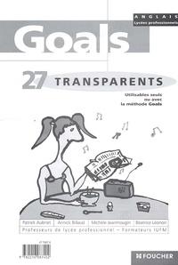 Foucher - Anglais Lycées professionnels - 27 Transparents.
