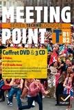 Josette Starck - Anglais Tle B1/B2 séries technologiques Meeting Point. 1 DVD + 3 CD audio