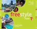 Isabelle Andres et Peter Chilvers - Anglais Tle Freestyle. 1 DVD + 3 CD audio