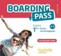 Marion Brossard - Anglais Tle séries technologiques Boarding Pass. 1 Clé Usb