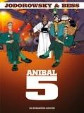 Alexandro Jodorowsky et Georges Bess - Anibal cinq Intégrale : .