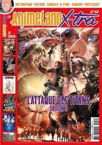 Am Média Network - AnimeLand Xtra N° 54, juillet-septe : .