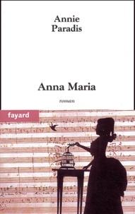 Annie Paradis - Anna-Maria.