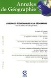 Georges Benko - Annales de Géographie N° 664, Novembre-Déc : Les espaces économiques de la géographie.