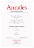 Gérard Labrot et Shereen Ratnagar - Annales Histoire, Sciences Sociales N°1 janvier - févrie : .