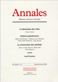 Nicolas Dodier et Aude Signoles - Annales Histoire, Sciences Sociales N° 1, Janvier-Févrie : .