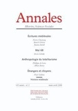 Boris Gobille - Annales Histoire, Sciences Sociales N° 2, Mars-Avril 200 : Mai 68.