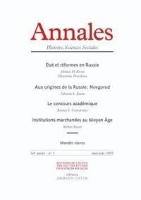 Antoine Lilti - Annales Histoire, Sciences Sociales N° 3, Mai-Juin 2009 : .