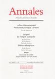 Patrick Boucheron et Rafe Blaufarb - Annales Histoire, Sciences Sociales N° 6, Novembre-Décem : .