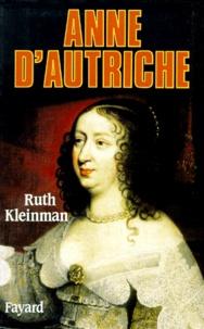 Ruth Kleinman - .