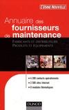 L'Usine Nouvelle - Annuaire des fournisseurs de maintenance - CD-ROM.