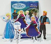 Deedr.fr La reine des neiges - Avec figurines Image