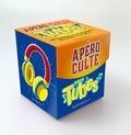 Nadège Pinel et Fabrice Pinel - Apéro culte spécial Tubes - Avec 120 cartes et 1 livret.