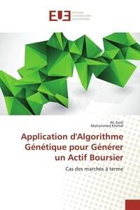 Application dalgorithme génétique pour génerer un actif boursier - Cas des marchés à terme.pdf
