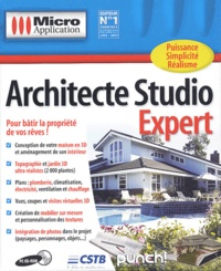 Editions Micro Application - Architecte Studio Expert - CD-ROM.