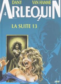 Jean Van Hamme et  Rodolphe - Arlequin Tome 4 : La suite 13.
