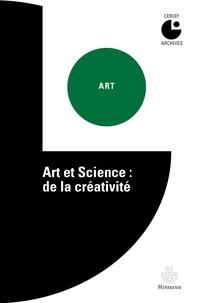 Jacques Bertrand - Art et Science : de la créativité.