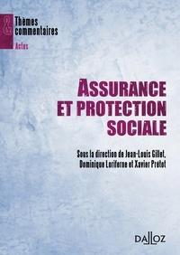 Jean-Louis Gillet et Dominique Loriferne - Assurance et protection sociale.