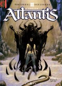 Fabrice Angleraud et François Froideval - Atlantis Tome 2 : L'ancien.