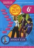 Hachette Multimédia - Atout clic 6e - CD-ROM.