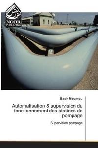 Badr Moumou - Automatisation & supervision du fonctionnement des stations de pompage - Supervision pompage.