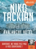 Niko Tackian - Avalanche Hôtel. 1 CD audio MP3