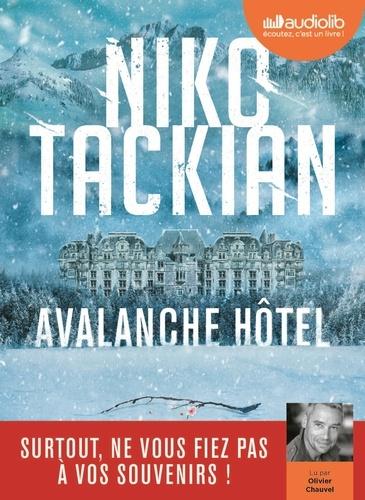 Avalanche Hôtel  avec 1 CD audio MP3
