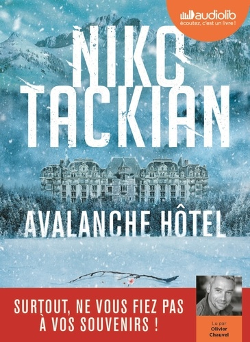 Niko Tackian - Avalanche Hôtel. 1 CD audio MP3