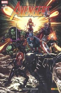 Jason Aaron et Ed McGuiness - Avengers N° 10 : Nativité stellaire.
