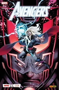 Jason Aaron et Ed McGuinness - Avengers N° 11 : Nexus War : Thor.