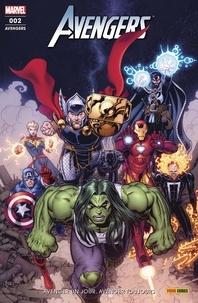 Jason Aaron et Mike Del Mundo - Avengers N° 2, mars 2019 : Avenger un jour, Avenger toujours.