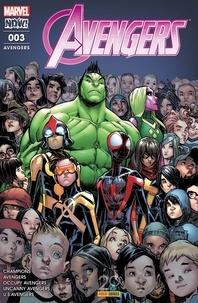 Alain Guerrini - Avengers N° 3, septembre 2017 : .