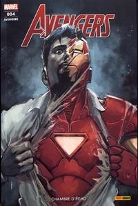 Jason Aaron et Dan Slott - Avengers N° 4 : Chambre d'écho.