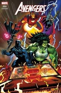 Jason Aaron et Ed McGuiness - Avengers N° 4 : La planète des pathogènes.